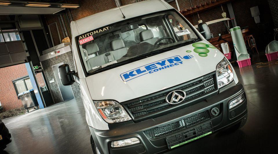 Kleyn trucks ondernemen bedrijfsauto bedrijfswagen ondernemer