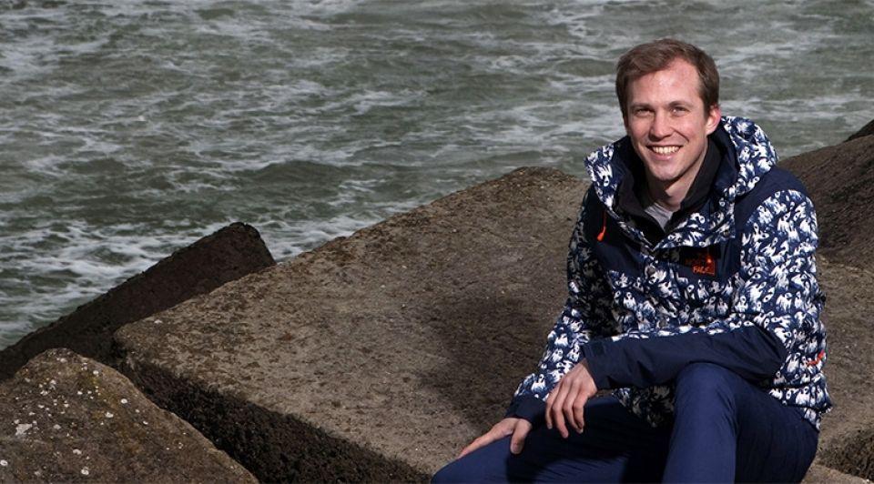 Koen van swam stichting noordzeeboerderij zeewier scheveningen