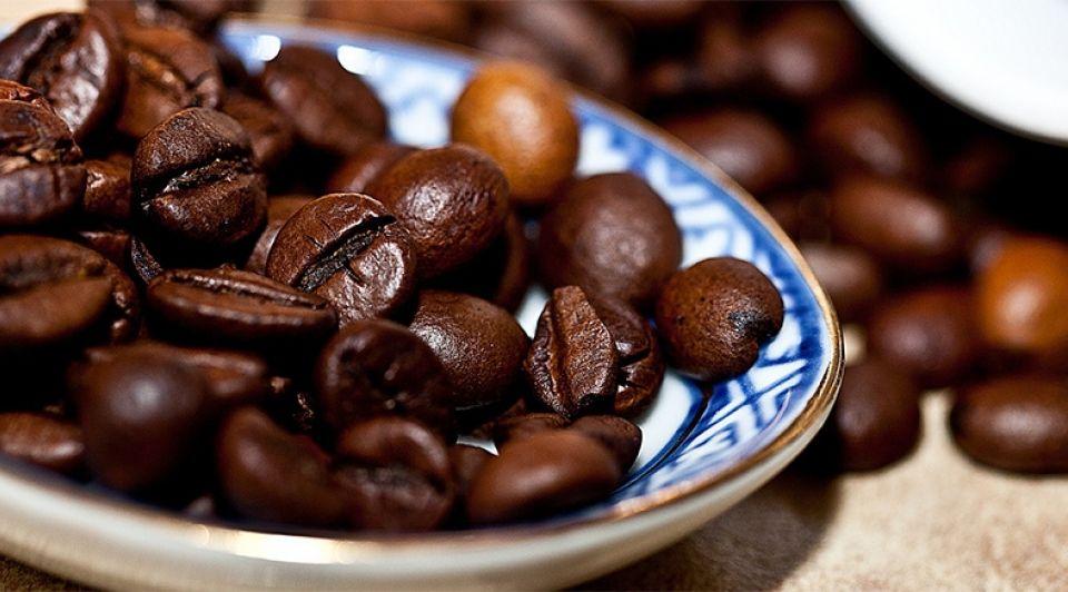 Koffiebonen koffie