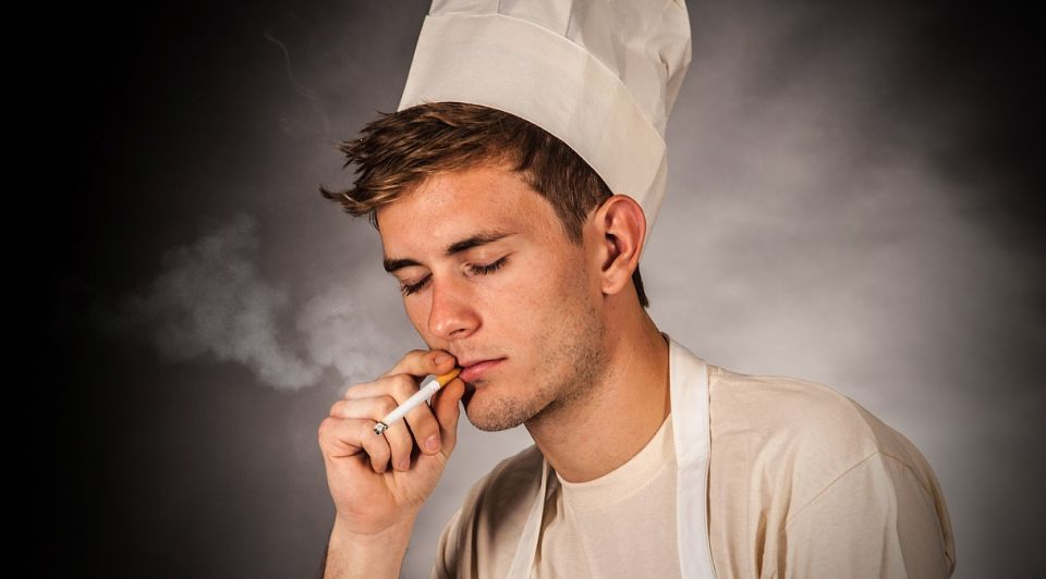 Kok roken pixabay