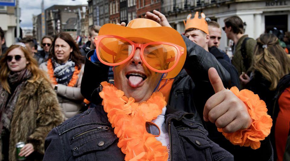 Koningsdag 2018 maxima willem alexander rommelmarkt vrije dag verplicht