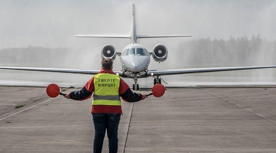 Luchthaven twente open vliegtuigen reinier van willigen