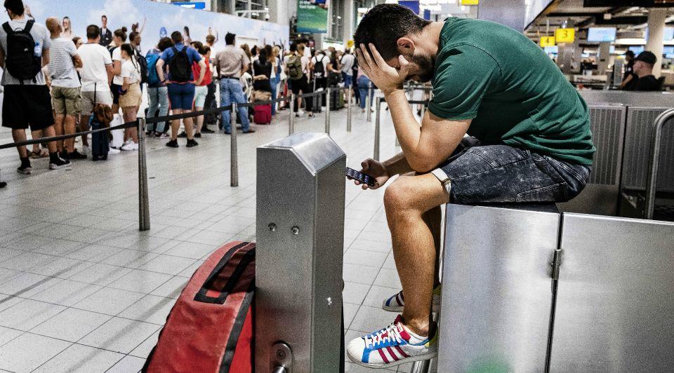 Luchtvaartdeskunidge schade storing schiphol tientallen miljoenen