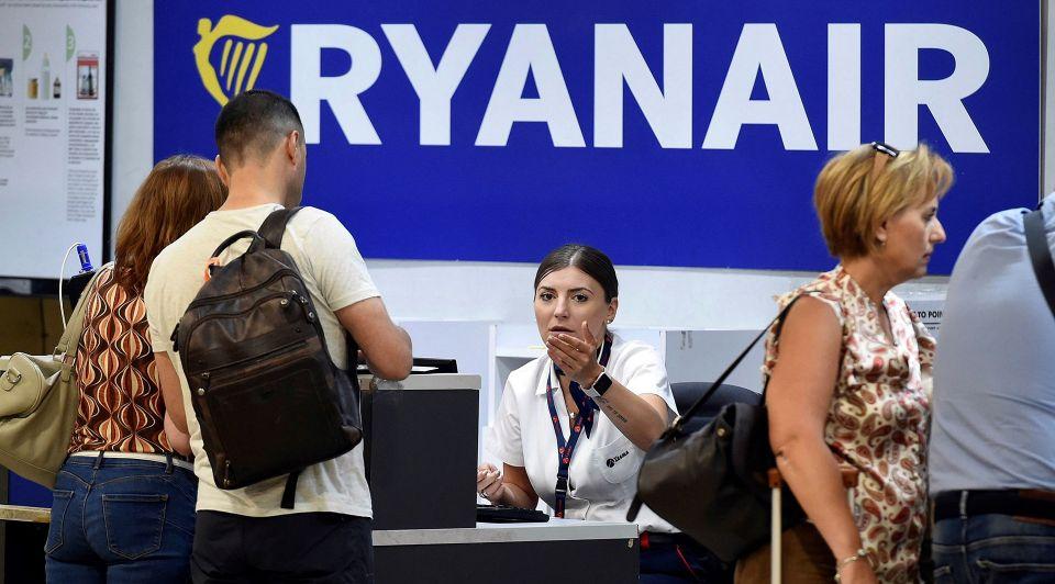 Luchtvaartmaatschapij prijsvechter ryanair