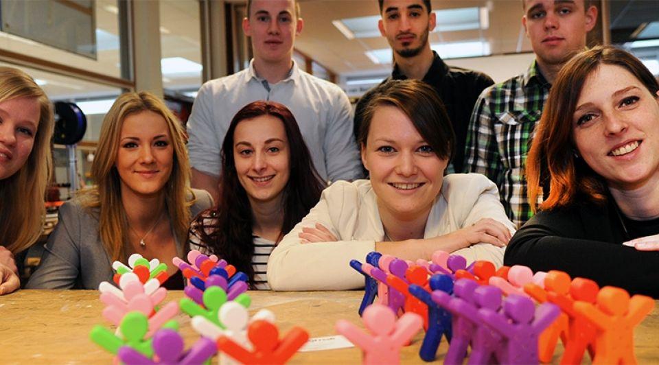 Luchtverfrisser studenten ondernemers