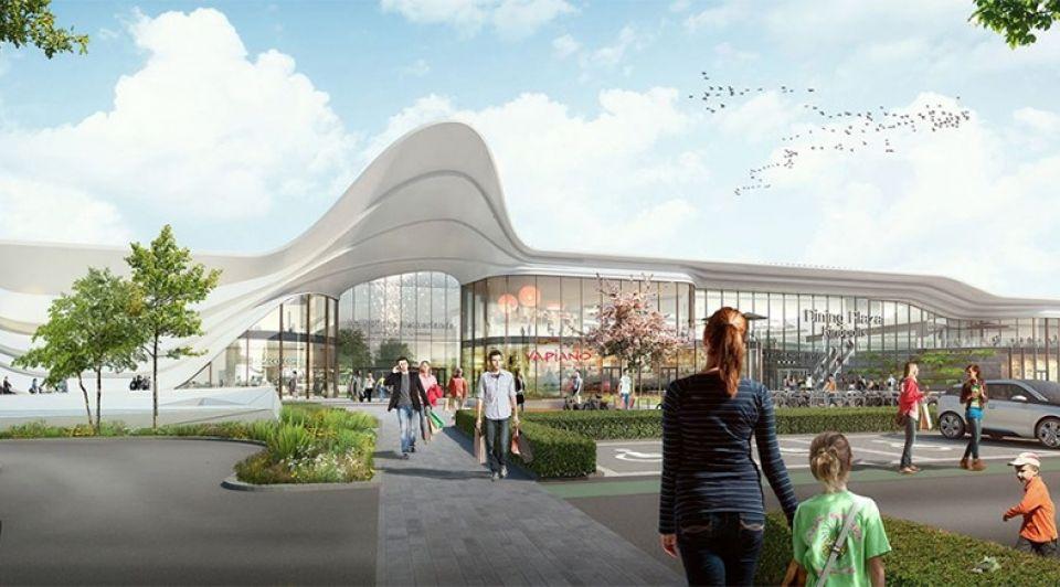 Mall of the netherlands den haag leidsenhage