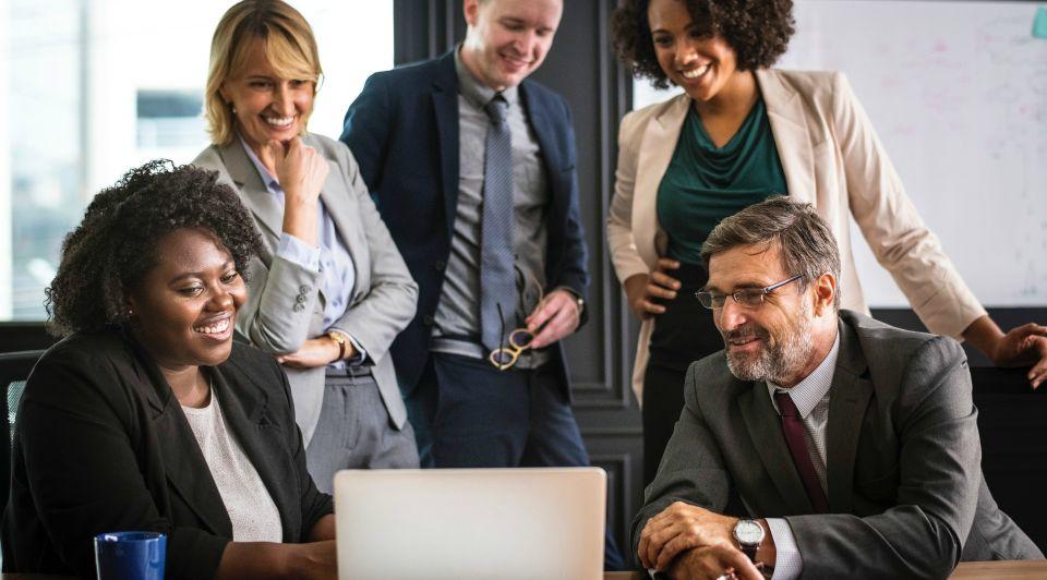 Man vrouw mannen vrouwen verhouding 40 60 onderzoek sodexo gemengde teams economische resultaten presteren beter quotum cultuur mindset business 1