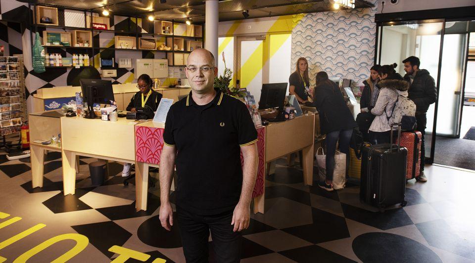 Mark bosma stayokay ondernemer hostel tele2 telefonie