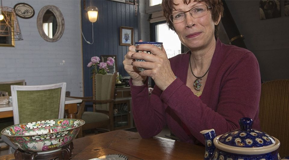 Marys place theetuin driewegen koeienstal