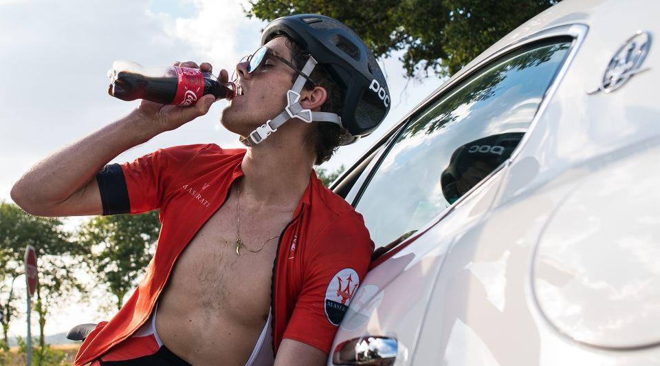 Maserati cycling fietsen marketing hoofd