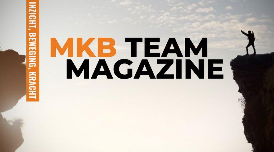 Mkb teammagazine