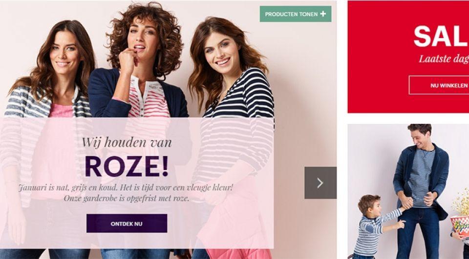 Modeketen charles vogele weg uit nederland
