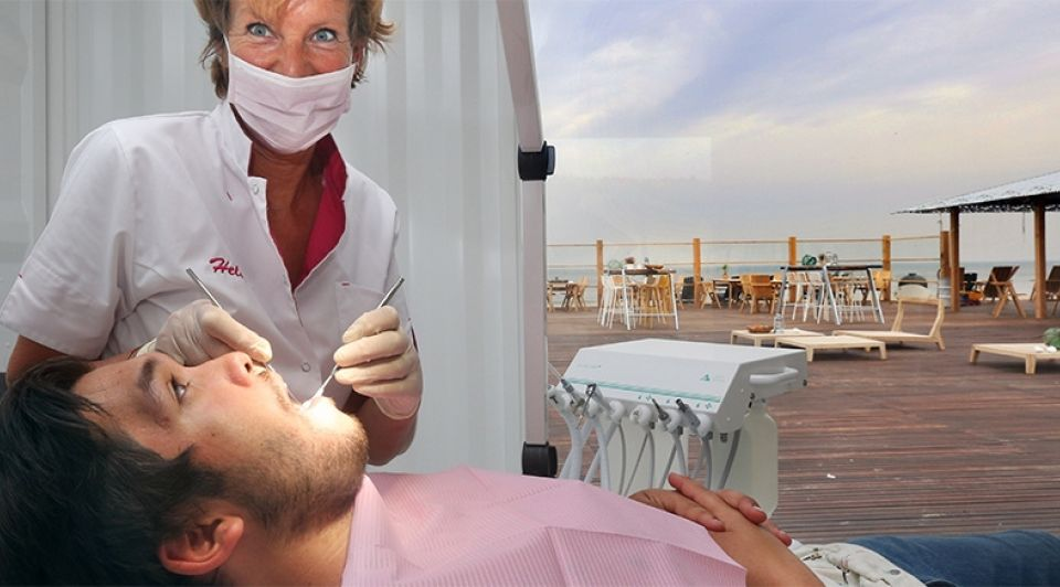 Mondhygieniste den haag strand
