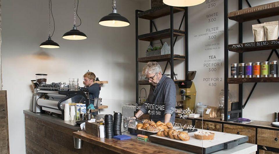 Monks coffe roasters