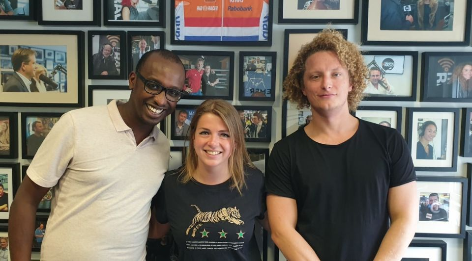 Moodus zuil klant tevredenheid podcast ondernemer