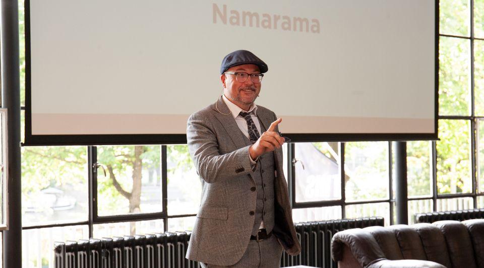 Namaram Boeklancering Floris Hlsmann 21