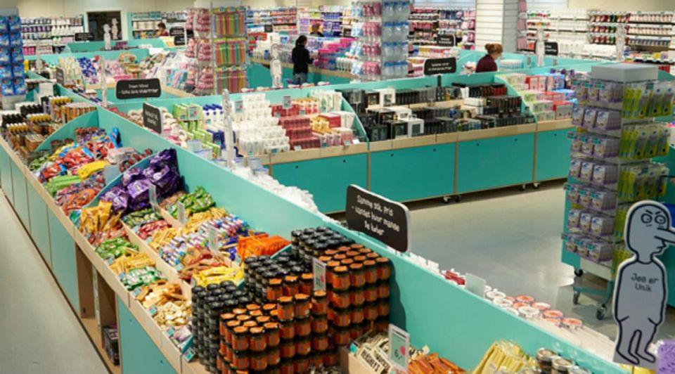 Normal action businessmodel utrecht retail foto