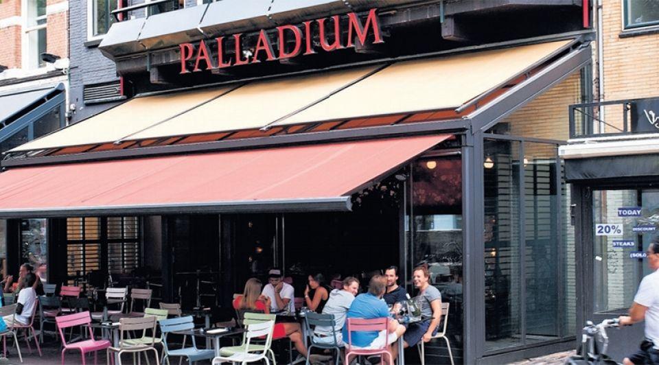 Palladium cafe heineken ruzie
