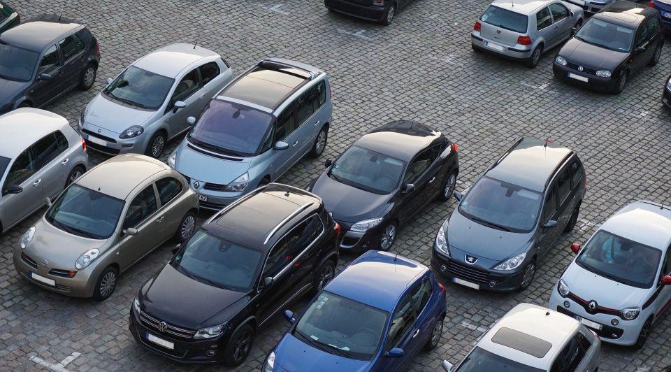 Parkeerplaats pixabay