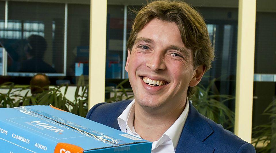 Pieter zwart klanttevredenheid service businessmodel