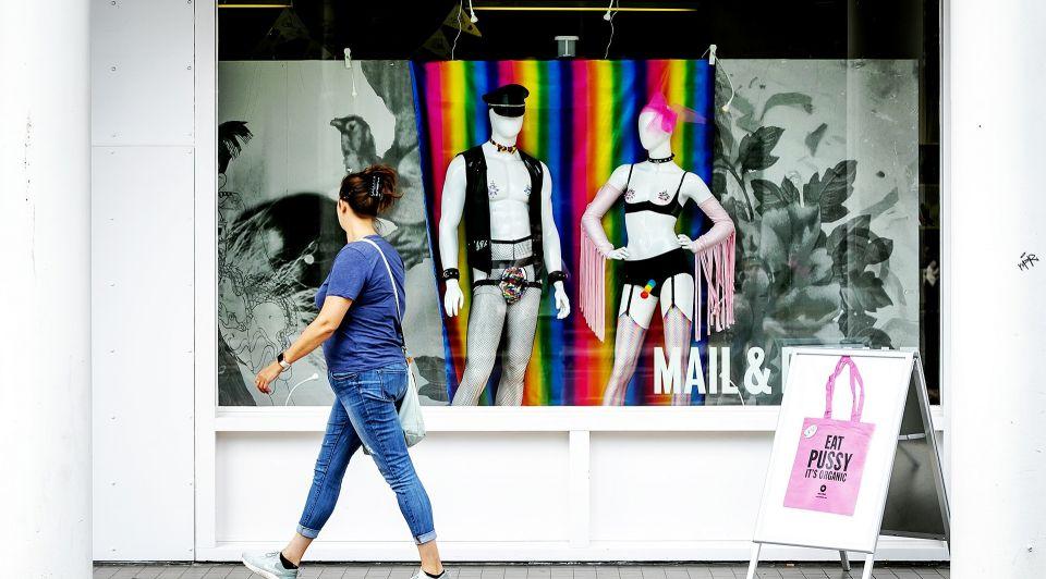 Pinkwashing pride bedrijven marketing 1