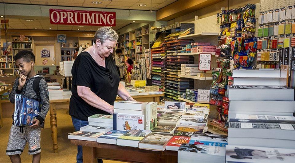 Polki reigersbos amsterdam zuidoost boekhandel boeken boekwinkel trees middelkoop
