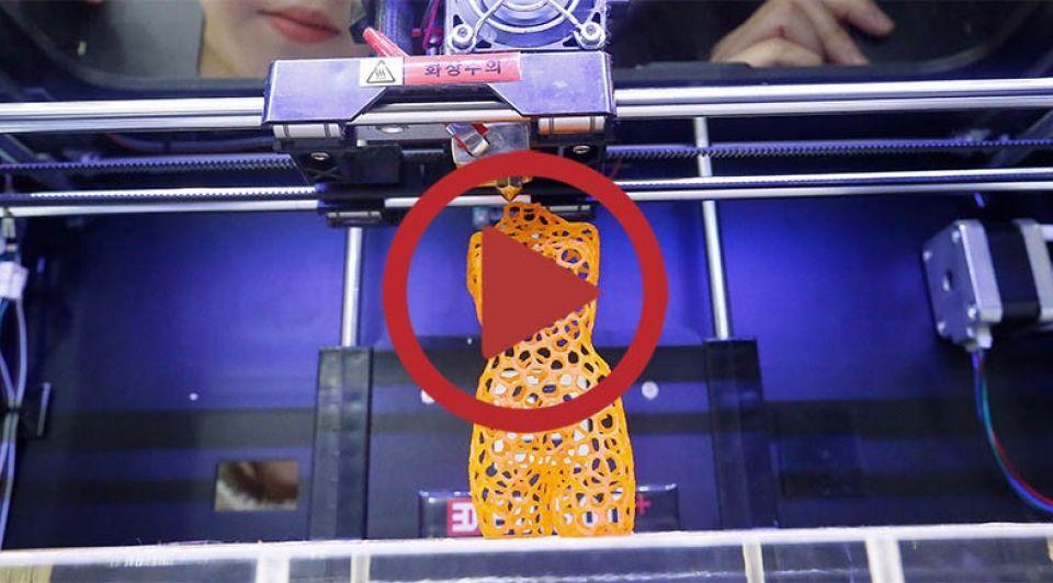 Printen met playbutton
