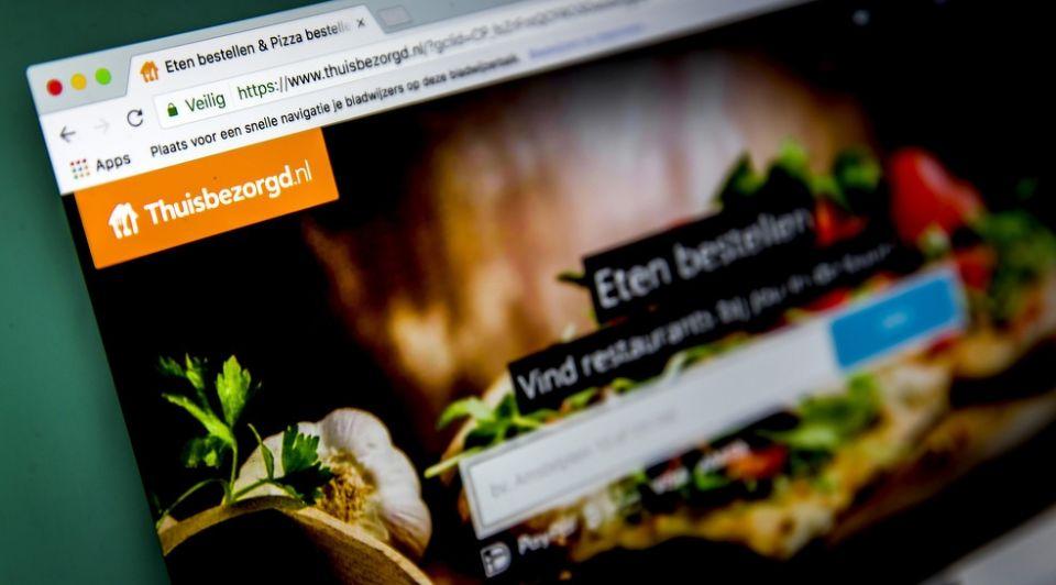 Restaurant houders kopen hogere positie top ranking thuisbezorgd