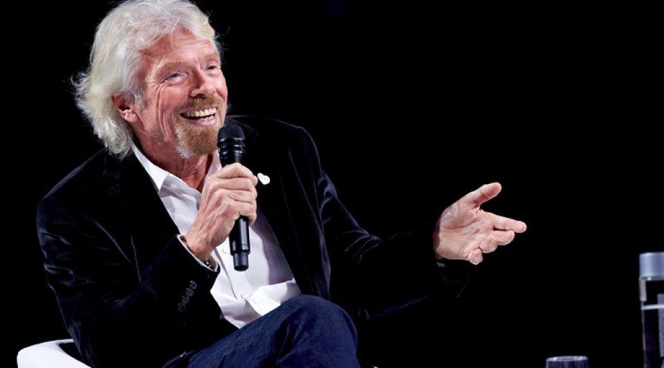 Richard branson inspiration 360 ondernemerslessen 1