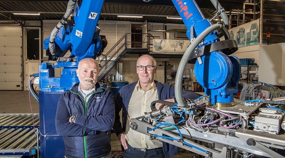 Robot haaksbergen reinier van willigen