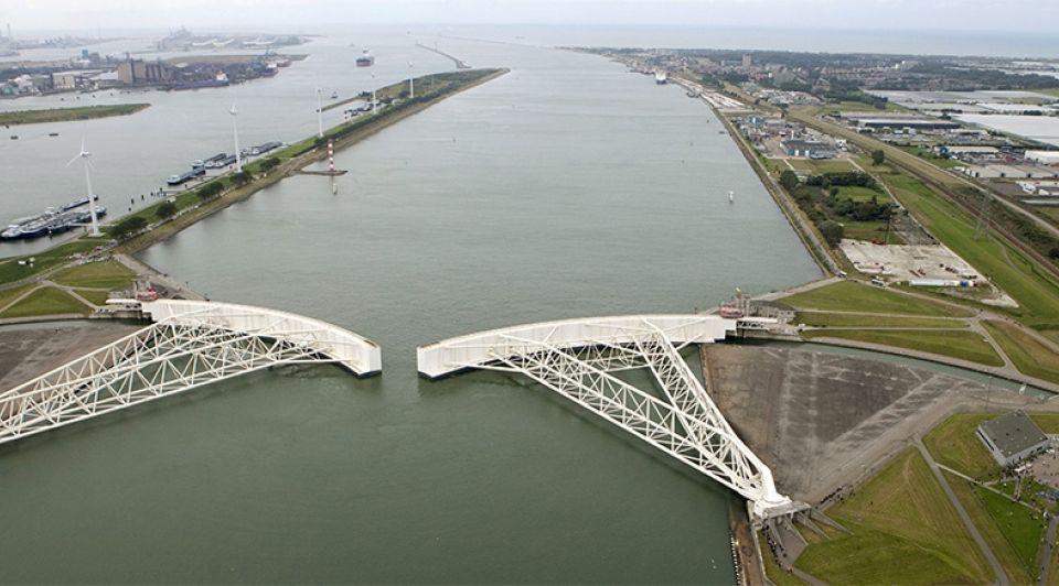 Rotterdamse haven dotteroperatie