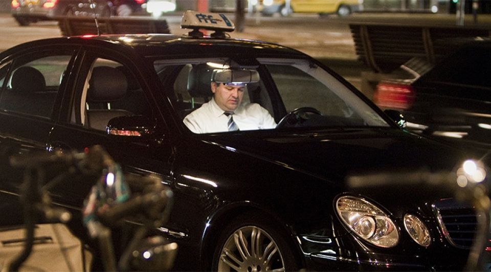 Rtc rotterdam taxi taxichauffeur