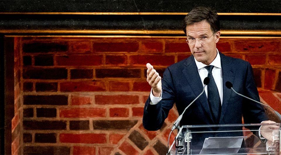 Rutte stand debat