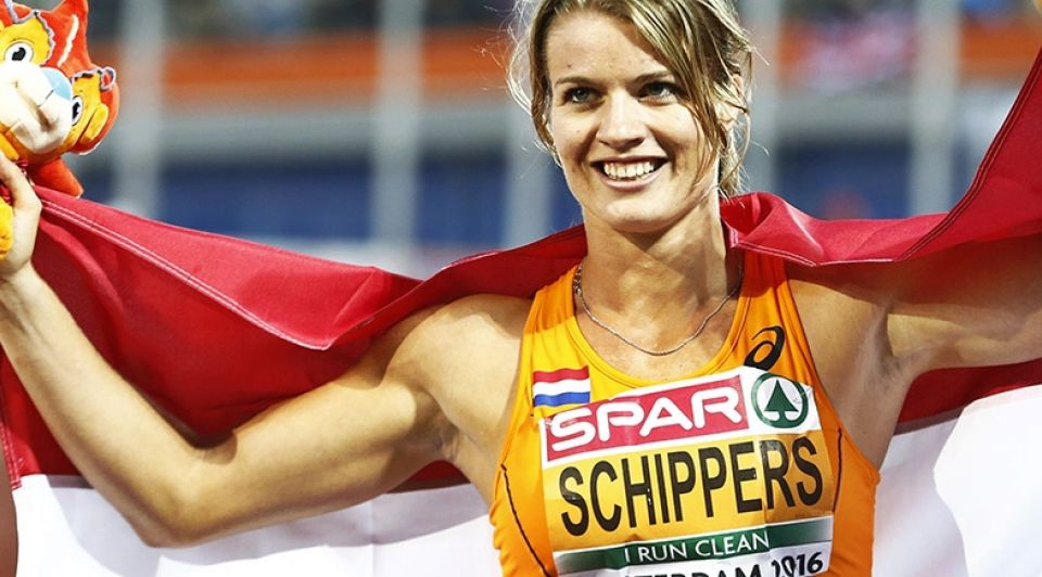 Schippers EK Nederland Olympischespelenrio2016