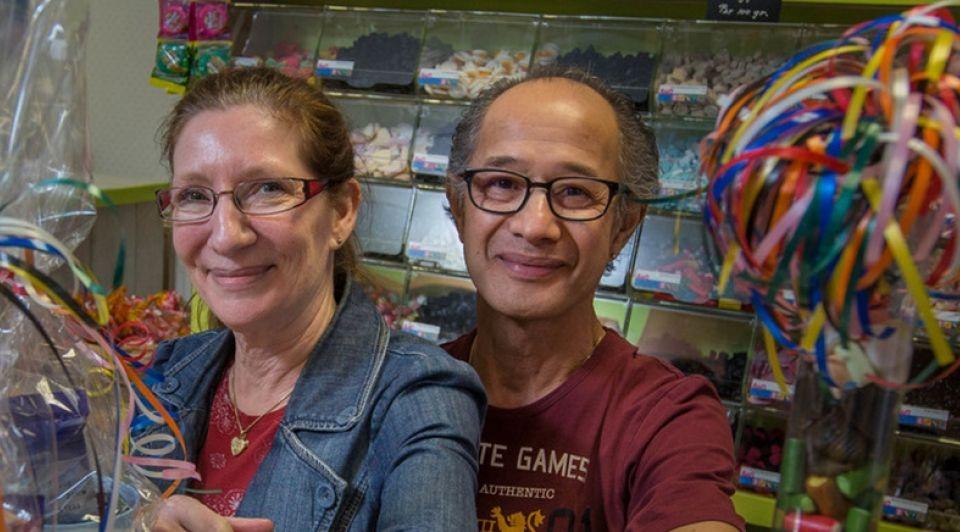 Snoepwinkel kampen freddy schinkel