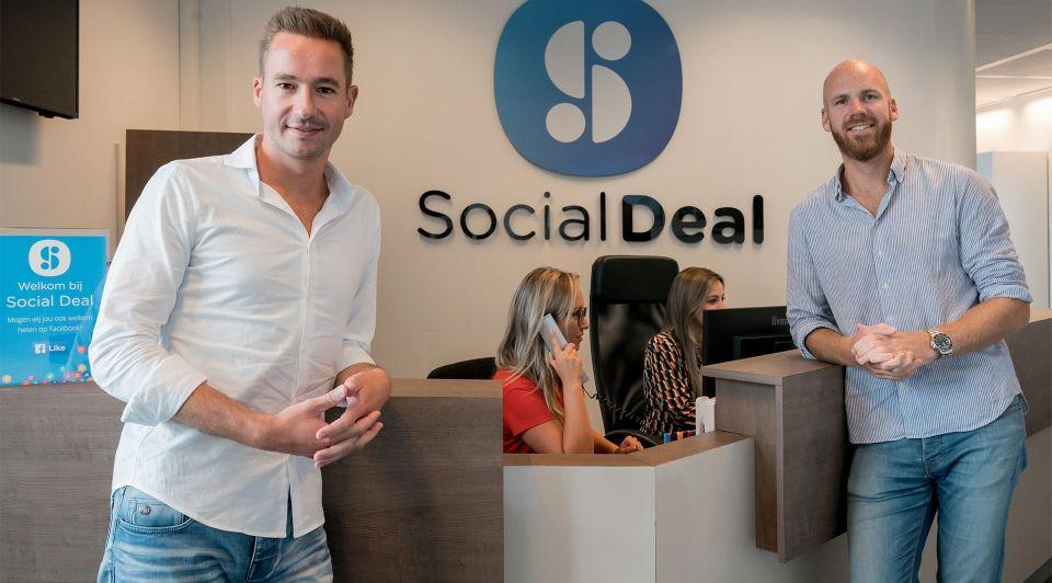 Social deal ondernemers restaurants