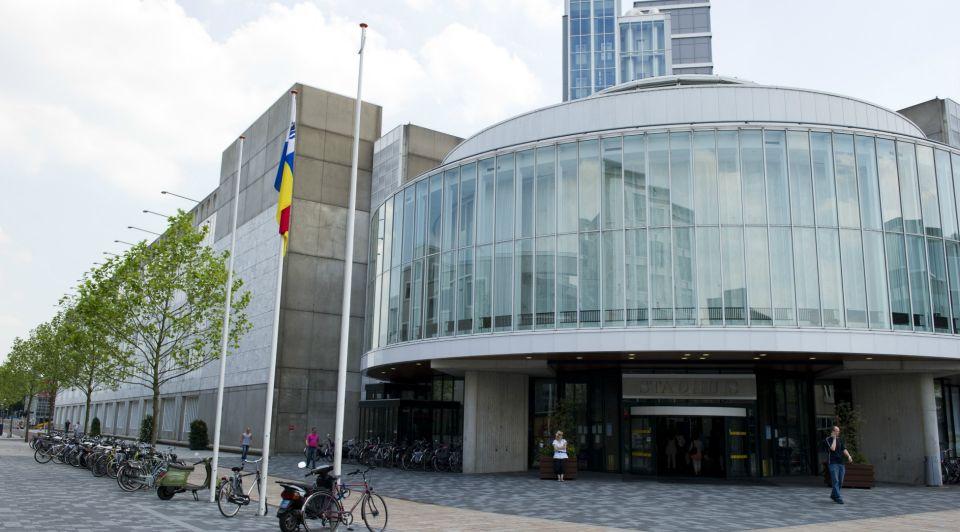 Stadhuis almere mkb vriendelijke gemeente