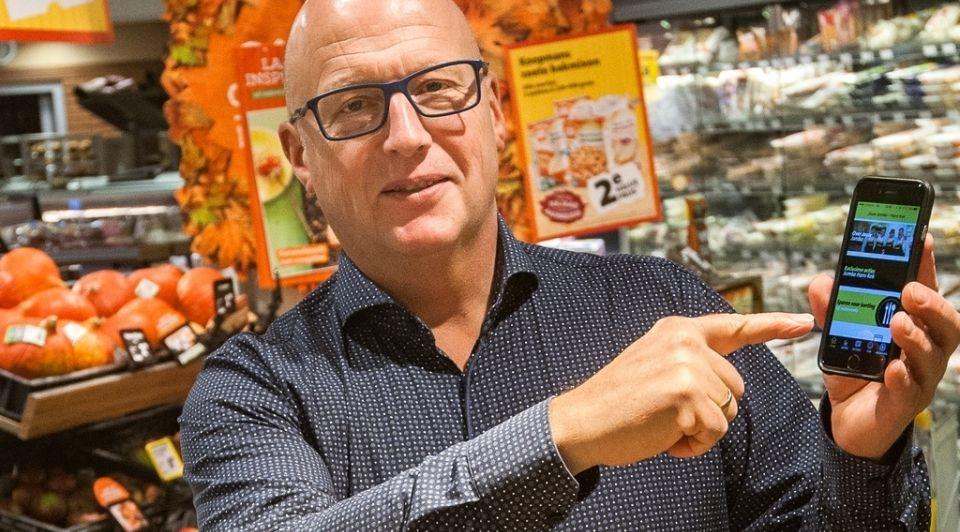 Supermarkt app ronals hissink1