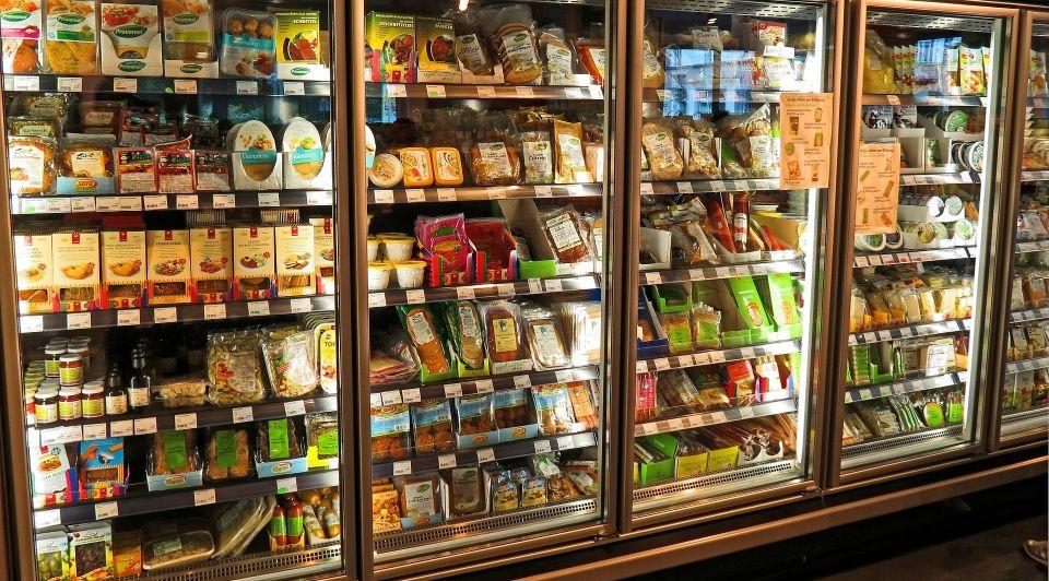 Supermarkt koeling pixabay