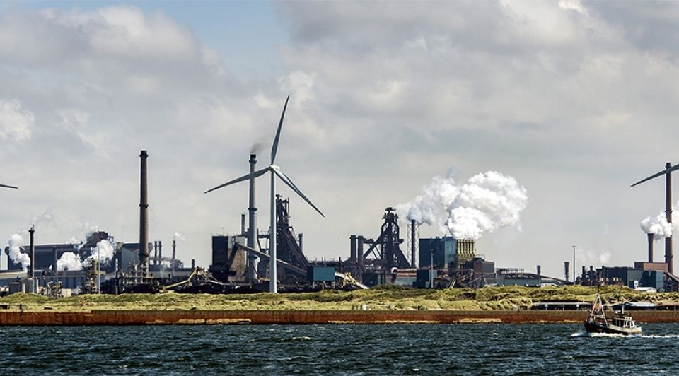 Tata steel ijmuiden hoogovens