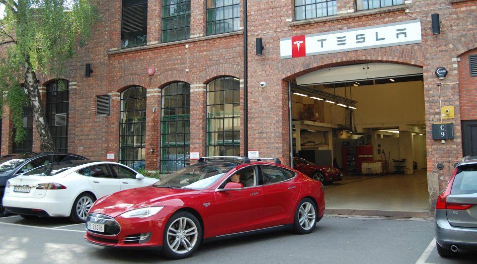 Tesla 20