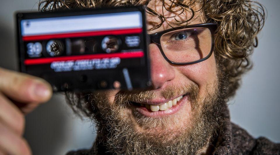 Thomas baur bandjesfabriek cassettebandjes lochem