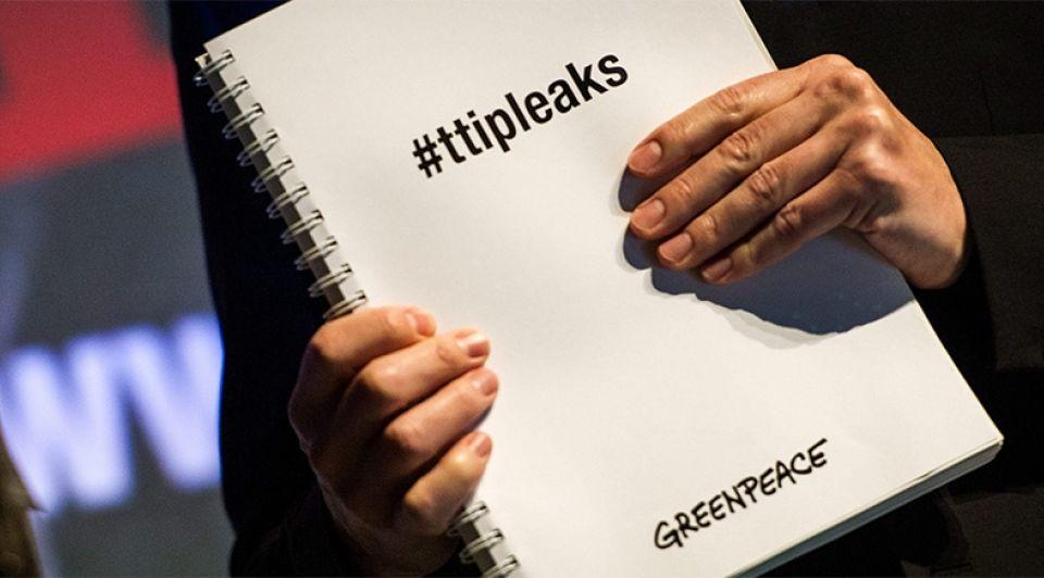Ttipleaks ttip greenpeace handelsverdrag