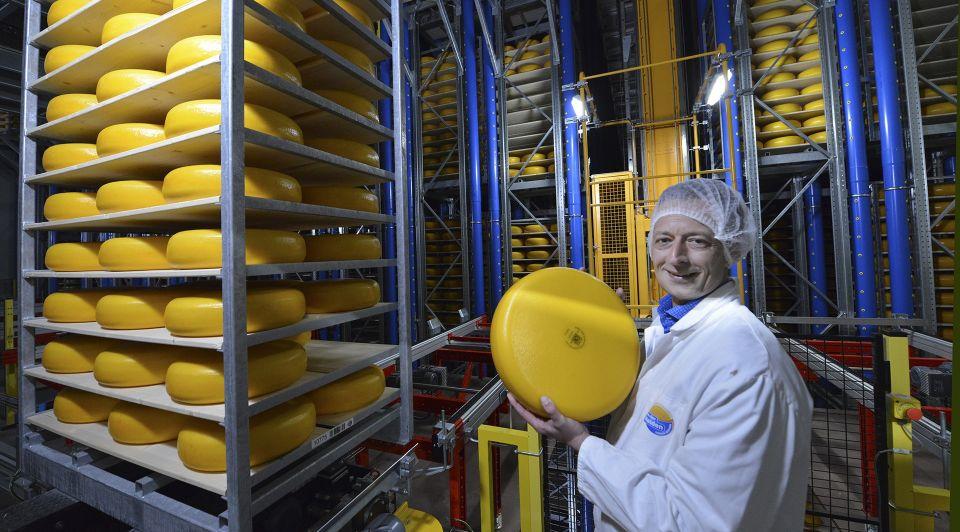 Van der heijden cheese
