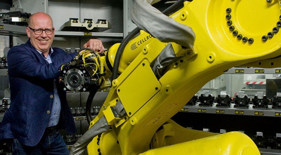 Veehof machinefabriek 50 jaar frans nikkels
