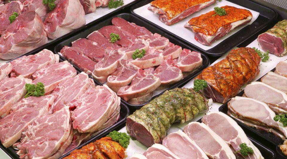 Vlees slager thinkstock