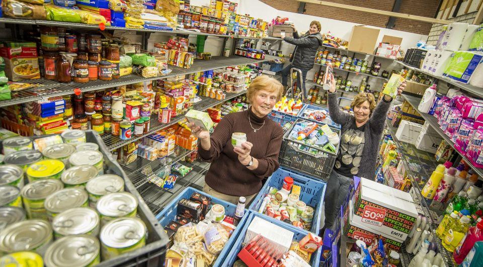 Voedselbank losser reinier van willigen