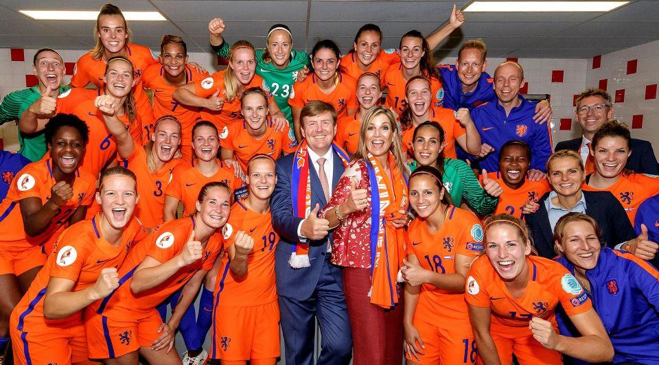 Voetbalvrouwen ERIC VERHEVEN knvbmedia