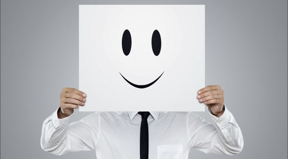 Werkgeluk happy blij shutterstock
