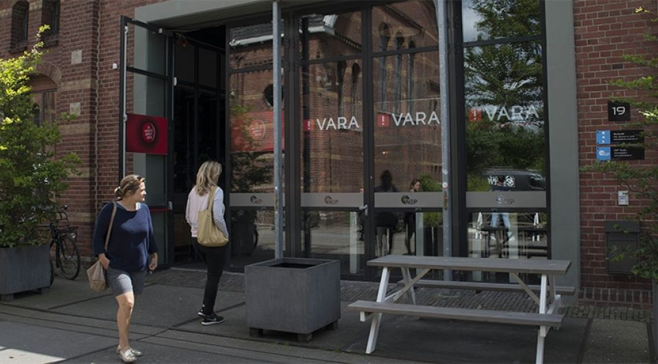 Westergasfabriek amsterdam talkshow mark de kruijk
